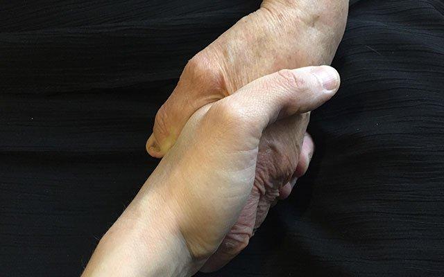 Soins palliatifs à domicile